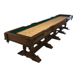 Maitland Smith Shuffleboard Game Table