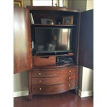 Image of Large Solid Wood Armoire