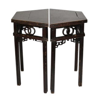19th C. Chinese Tables - A Pair