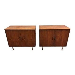 Pair Arne Vodder Cabinets