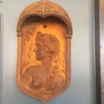 Image of Art Nouveau Wall Plaques - Pair