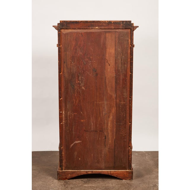 19th Century Danish Mahogany Empire Cabinet - Image 11 of 11