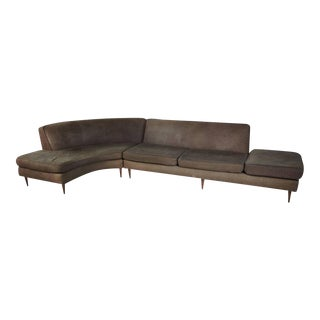 Mid-Century Sectional Sofa Attributed to Harvey Probber