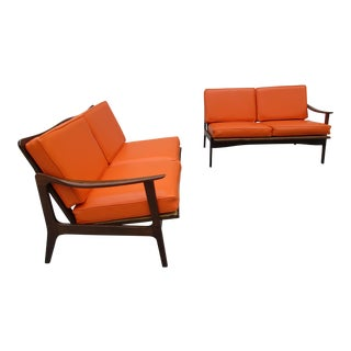 Danish Modern Sectional Sofa