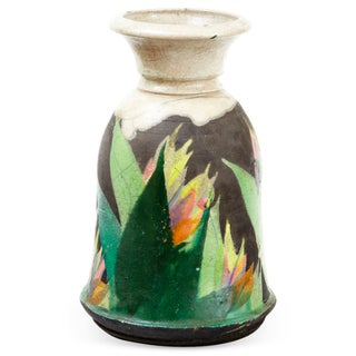 Studio Art Pottery Vase