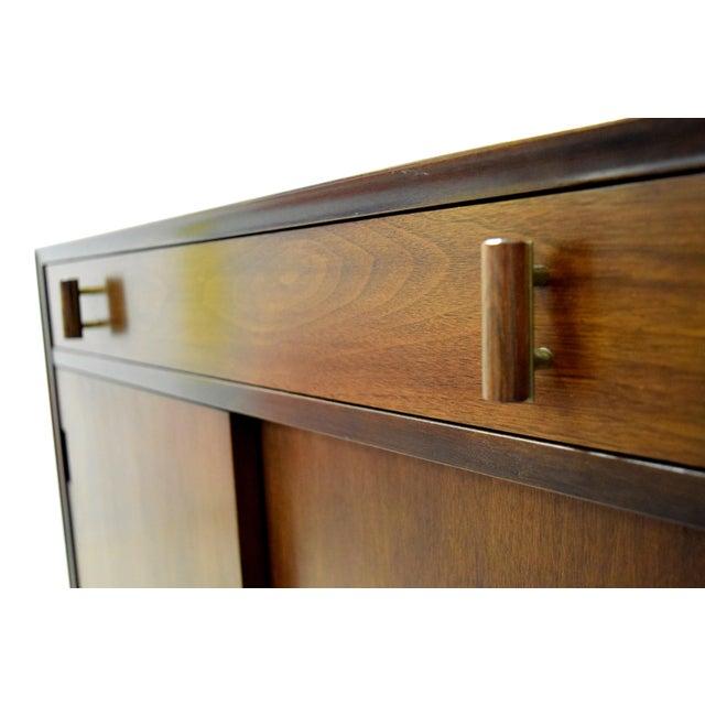 Edward Wormley for Dunbar Mahogany Cabinet - Image 6 of 9