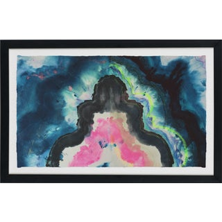 "Kristi Kohut ""Deep Blue Agate"" Fine Art Print"