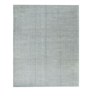 Contemporary Handloomed Rug - 7'9 X 9'9