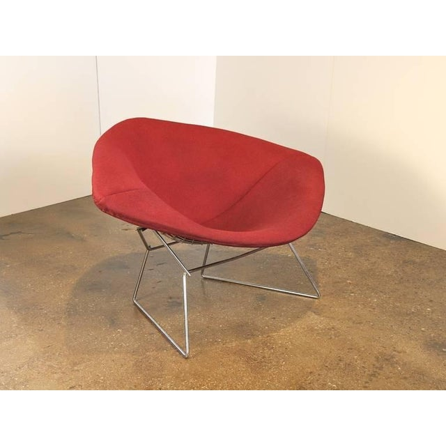 Vintage Large Bertoia Diamond Chair by Knoll - Image 2 of 10