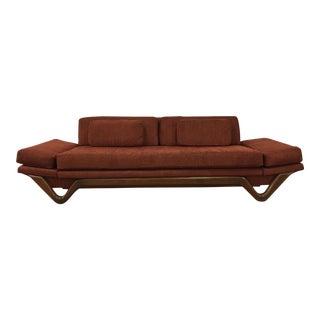 Mid-Century Modern Gondola Sofa