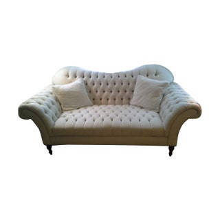Hand Crafted Club Sofa From Arhaus Furniture