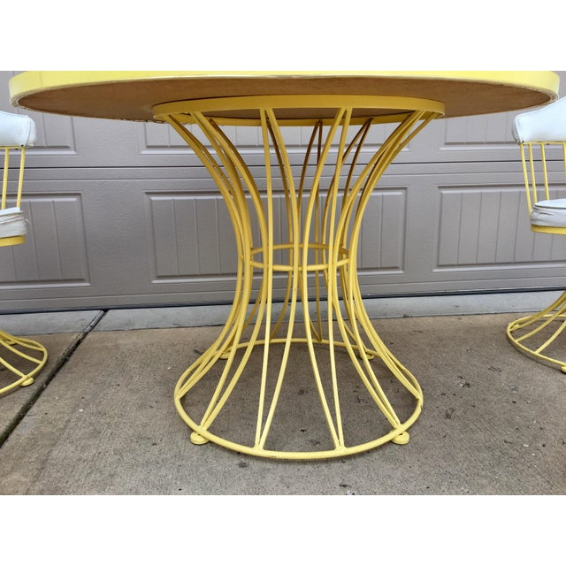 Vintage Mid-Century Modern Dining Set - Image 3 of 9