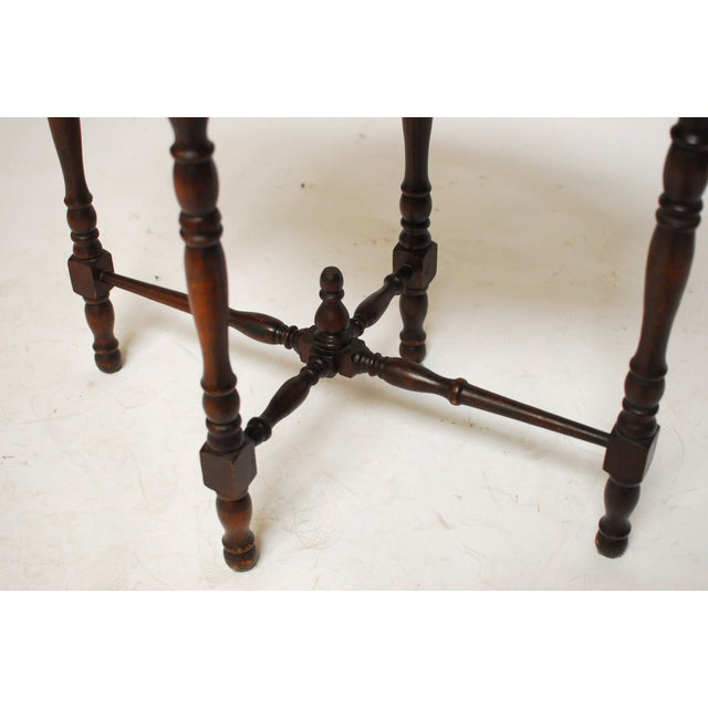 Mahogany Occasional Table - Image 5 of 6