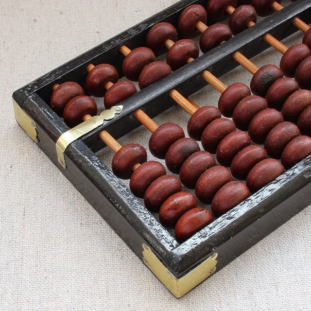 Vintage Asian Abacus - Image 3 of 5