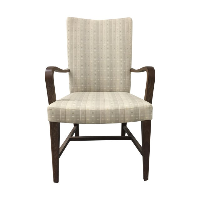 Holly Hunt Siena Arm Chair - Image 1 of 7