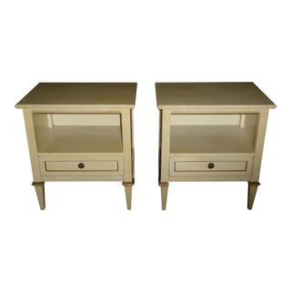 Drexel French Provincial Nightstands - A Pair