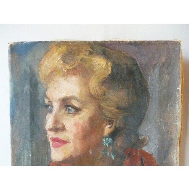 Vintage Portrait of a Woman - Image 2 of 4