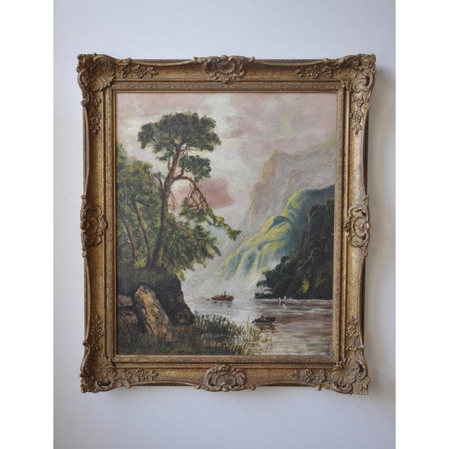 Louise Pickard - Oil on Canvas - Landscape C. 1910 - Image 2 of 5