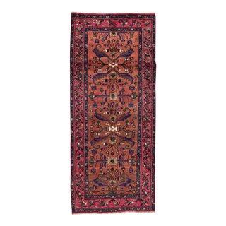 "Apadana - Vintage Persian Rug, 3'10"" x 8'10"""