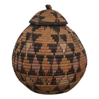 Zulu Beer Basket