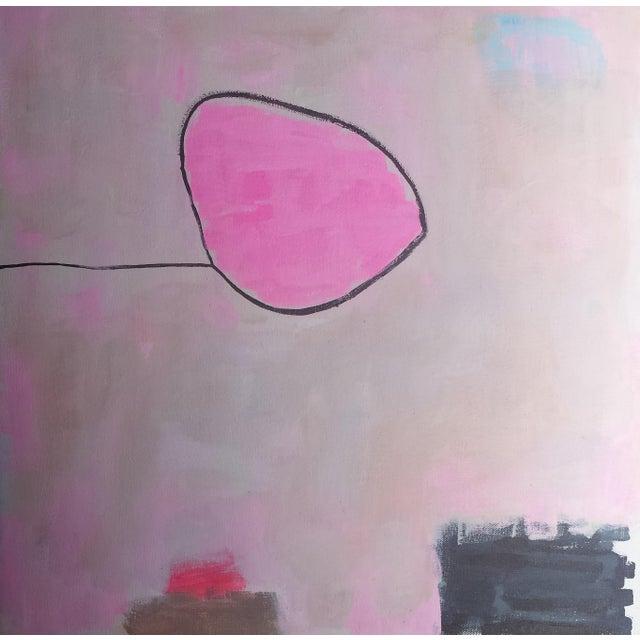 "Susie Kate ""Cherry Blossom"" Original Painting - Image 2 of 2"