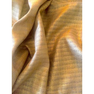 Designer's Guild Sassiere Gold Linen - 2.25 Yards