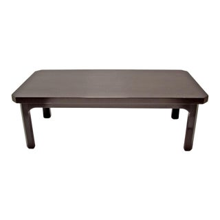 William Haines (American 1900-1973) Lacquered Wood Coffee Table