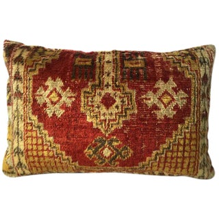 1940s Moroccan Lumbar Pillow