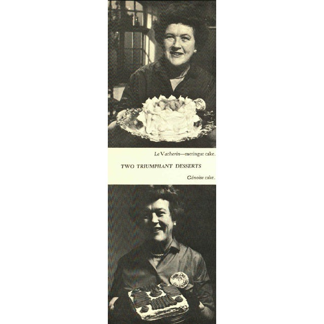 Julia Child's French Chef Cookbook - Image 3 of 4