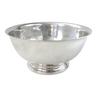 Vintage Gorham Silver Footed Bowl