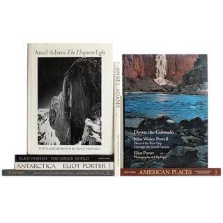 Photography, Porter & Adams Books - Set of 8
