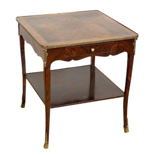 French Rosewood Occasional Table