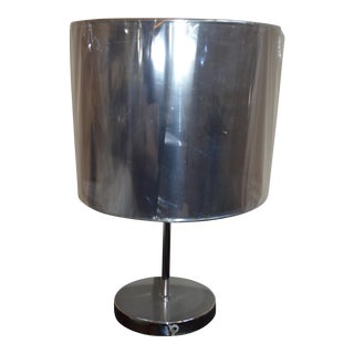 Metallic Modern Table Lamp