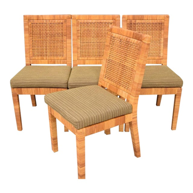 Image of Beilecky Bros Dining Chairs - Set of 4