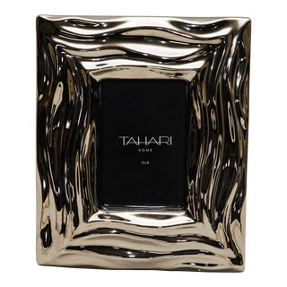 Wavy Picture Frame by Tahari