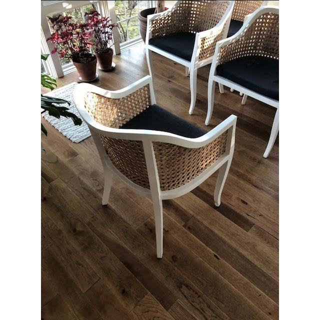 CB2 Tayabas Cane Side Chairs - Set of 6 - Image 2 of 5