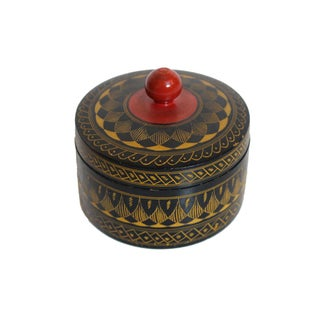 Indian Small Yellow Box
