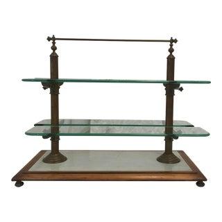 French Patisserie Shelf