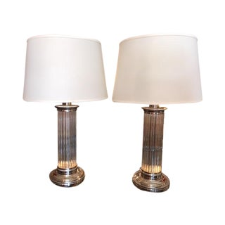 Robert Abbey Lamps - Pair