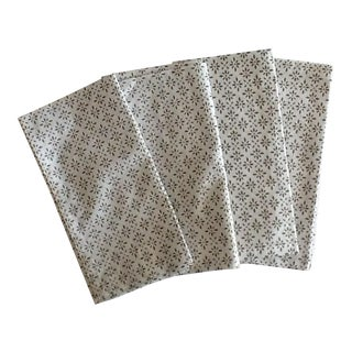 Holiday Cotton Napkins - Set of 4
