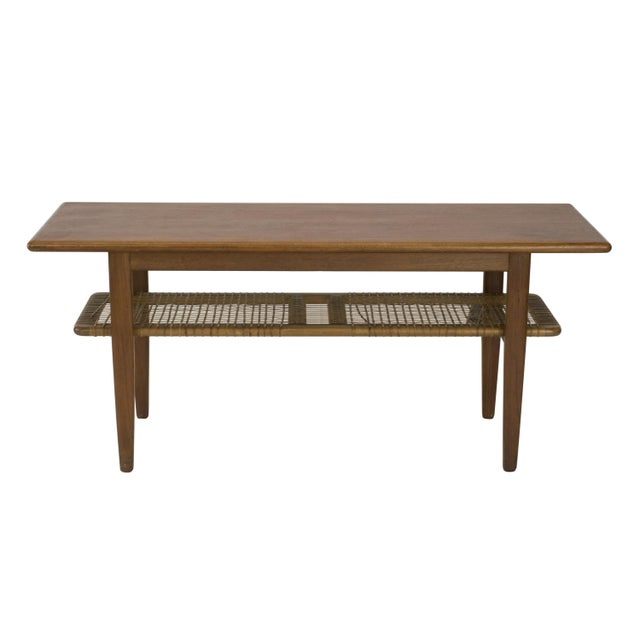 1960's Danish Teak Coffee Table - Image 1 of 3
