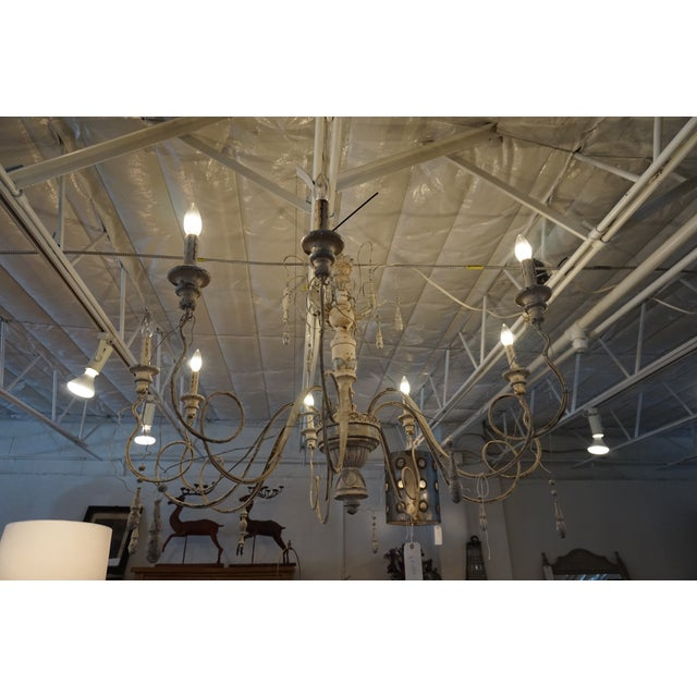 French Chandelier - Image 2 of 3