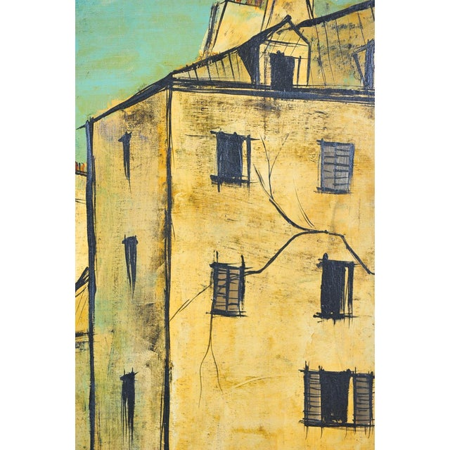 Charles Levier - Paris Street Scene - Oil Painting - Image 5 of 9