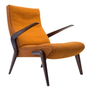 Osvaldo Borsani P71 Lounge Chair