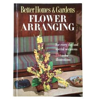 Better Homes & Gardens: Flower Arranging Book