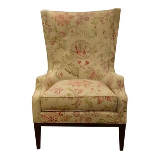 Hickory Chair Elliot Wing Chair