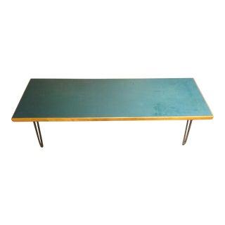 Alvar Aalto coffee table for Artek