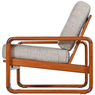 Teak Danish Modern Arm Chair