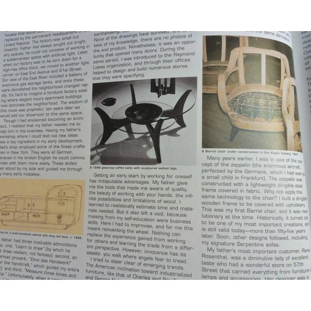 Vladimir Kagan: A Lifetime of Avant-Garde Design, Signed by Kagan - Image 10 of 10