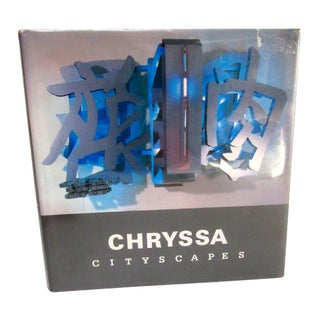 Chryssa Coffee Table Book - Cityscapes Japan